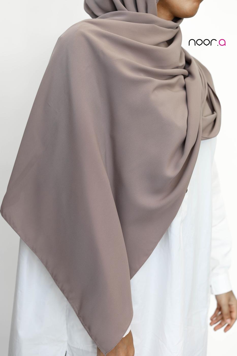 hijab-soie-de-medine-taupe