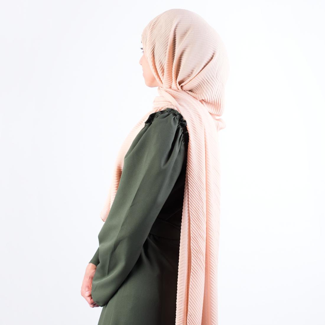 hijab_plisse_beige