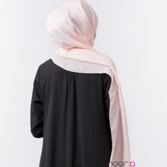 Hijab en soie