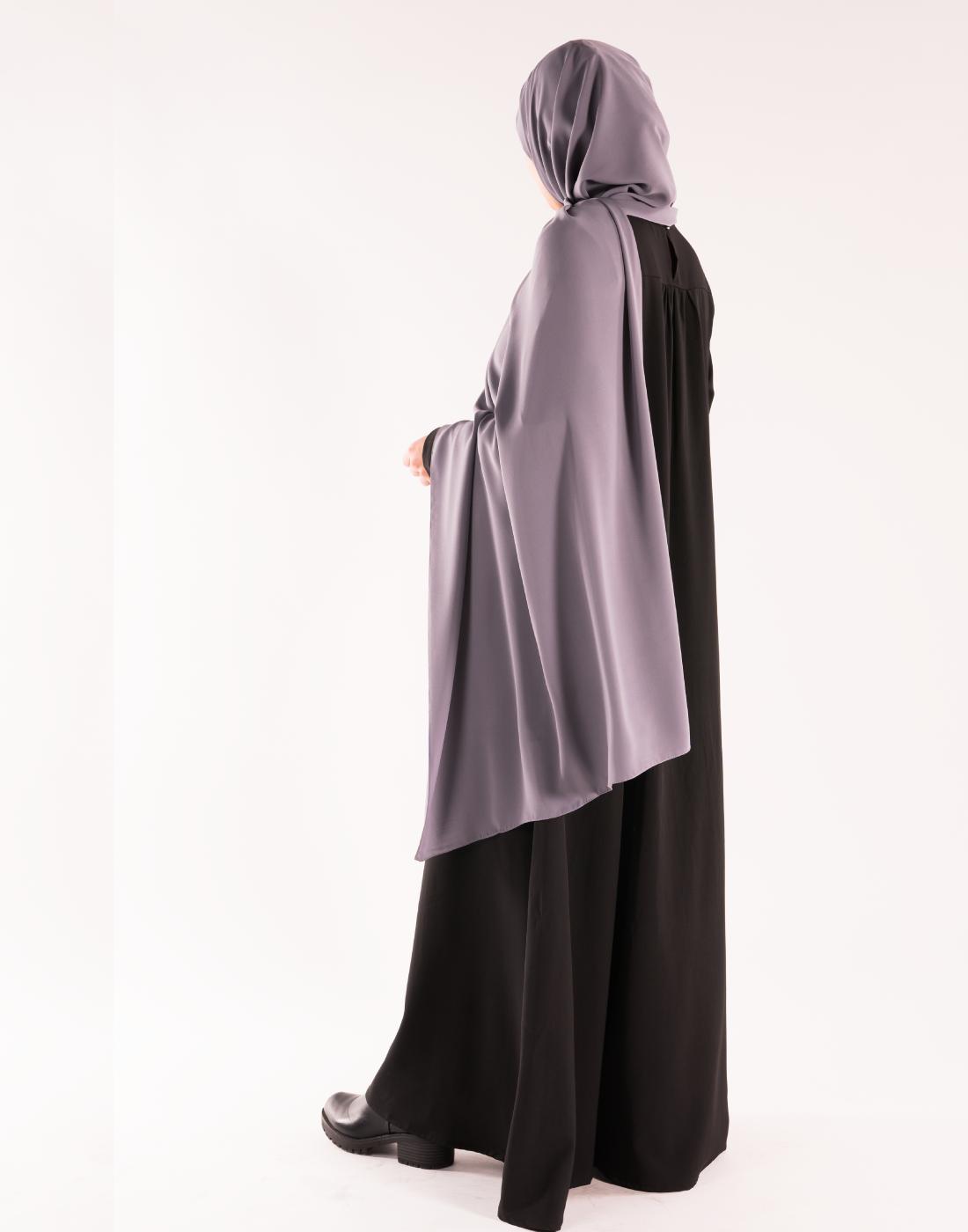 hijab_soie_de_Medine_gris_foncé (2)