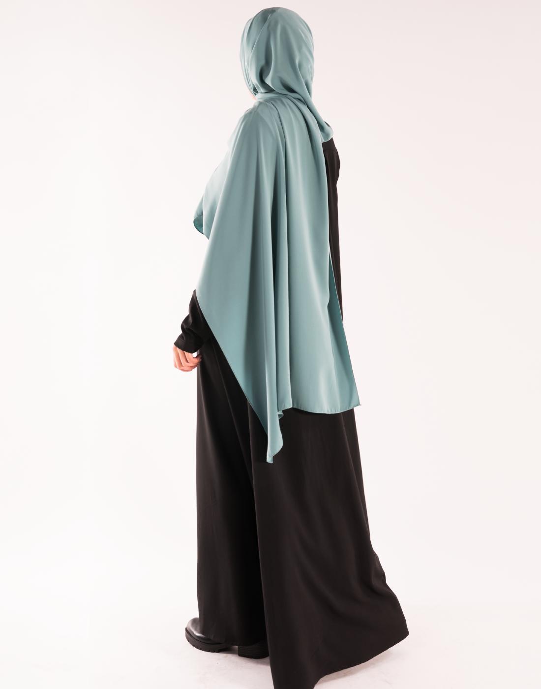 hijab_soie_de_Medine_mint