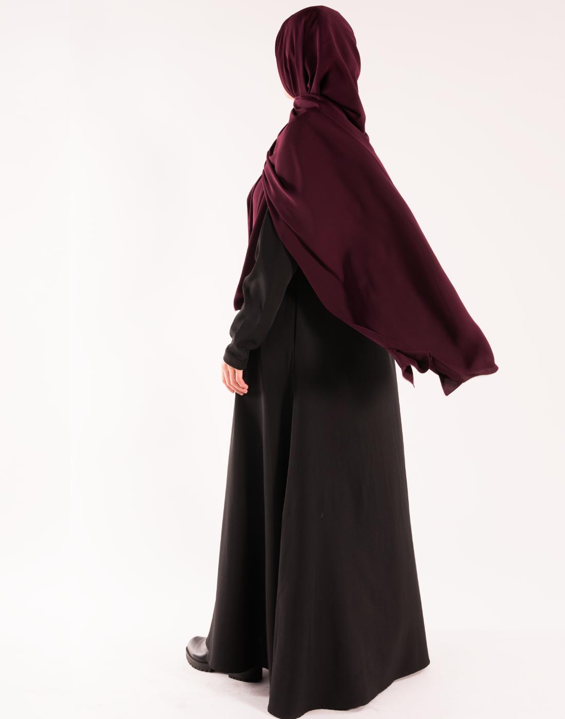 hijab_soie_de_medine_prune