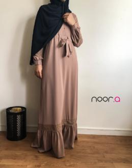 Robe / abaya d'été Ria